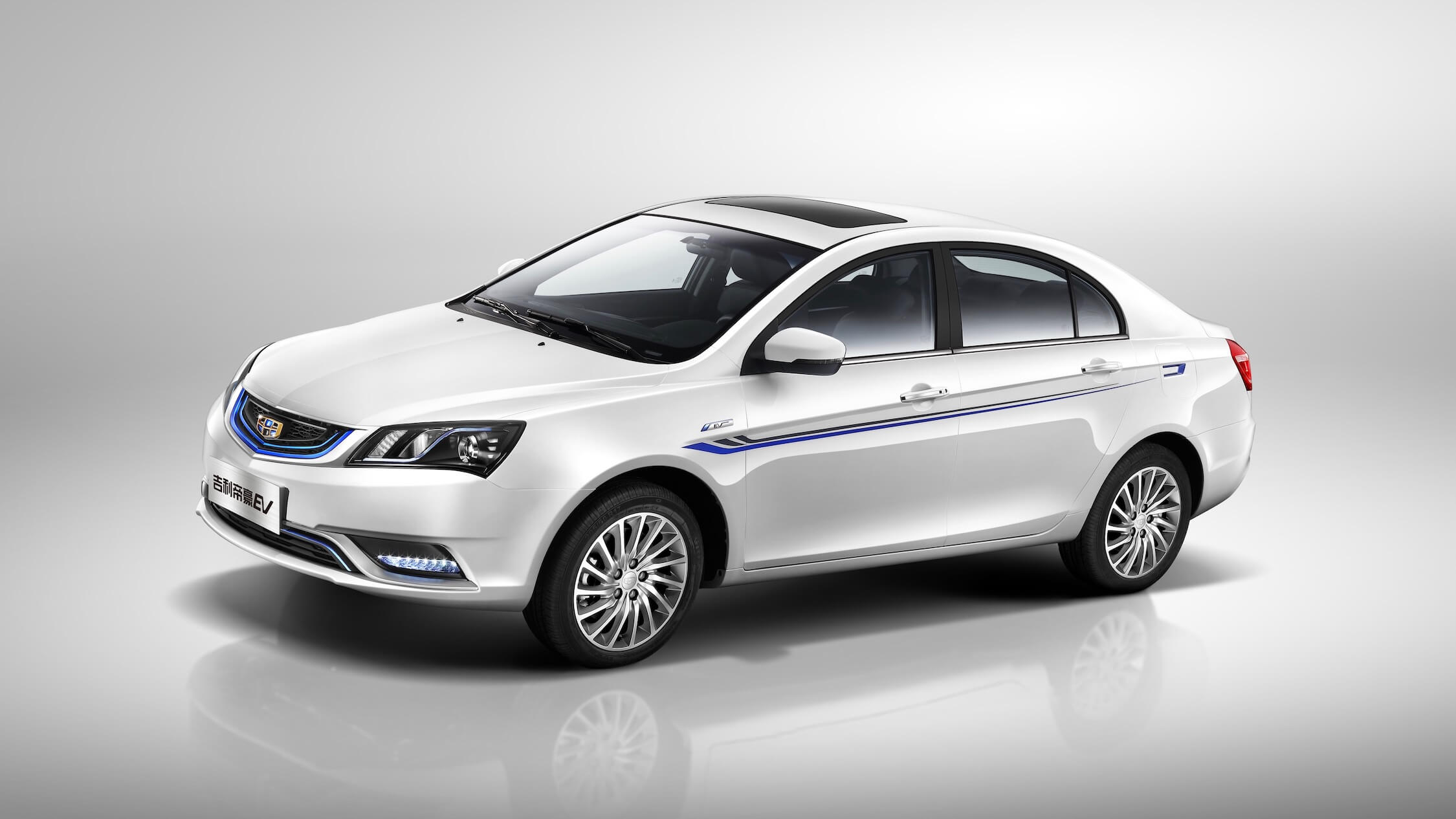 Electric Geely Emgrand EV