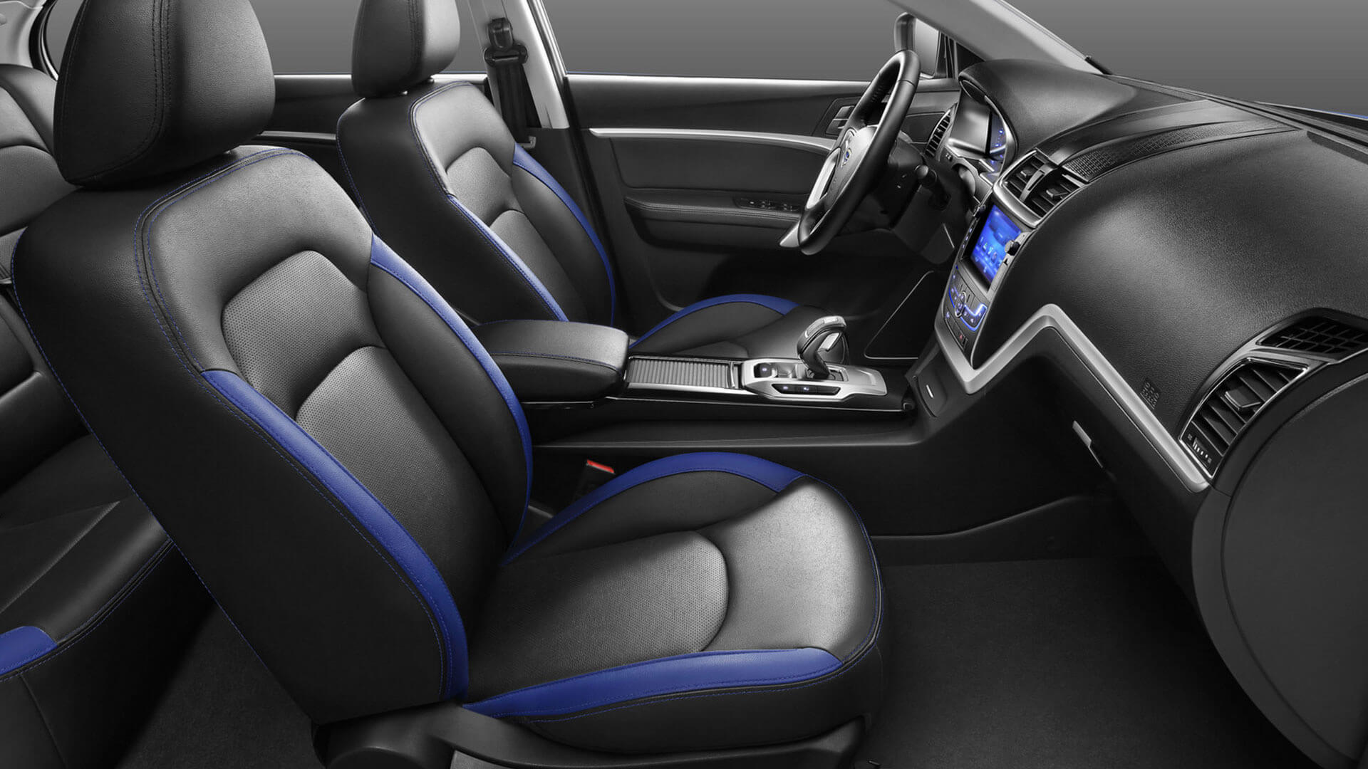 Geely Emgrand EV seats