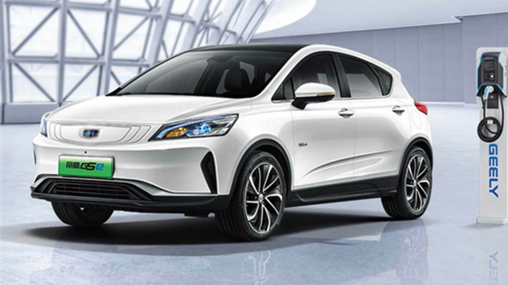 Geely Emgrand GSe electric car