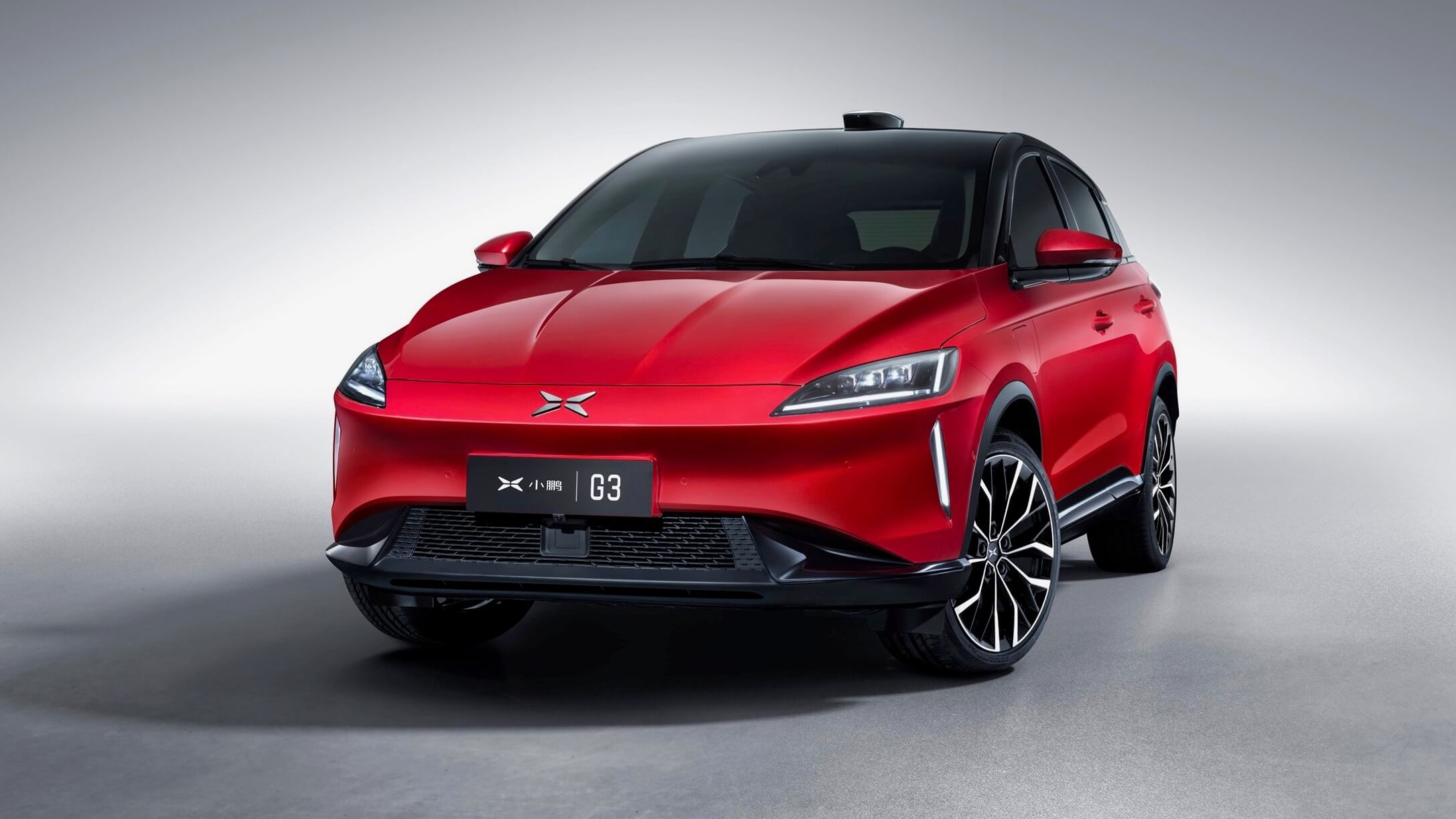 Xpeng G3 electric SUV