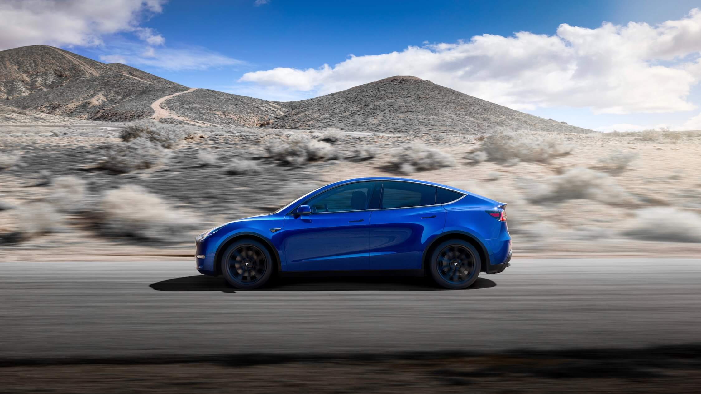Tesla Model Y electric car